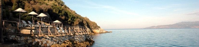 Home reef at Ephesus Princess