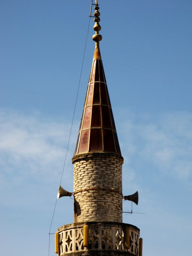 kirazli mosque