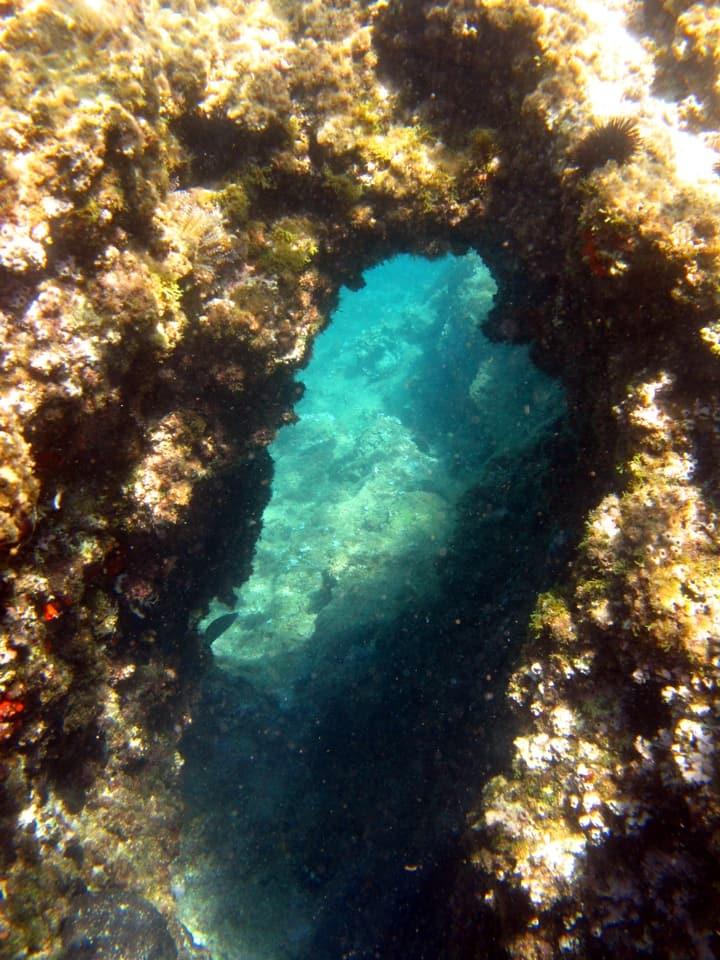 Kamil Cavern swimthrough