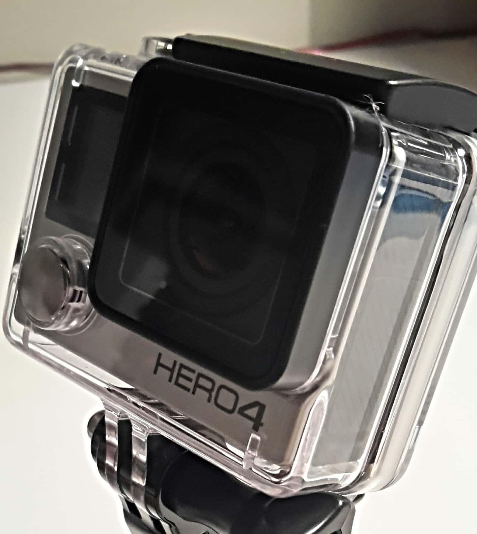 new go pro hero4