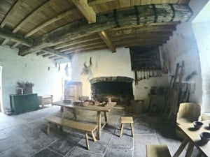 Tretower Kitchen