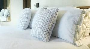 Bedroom One bed