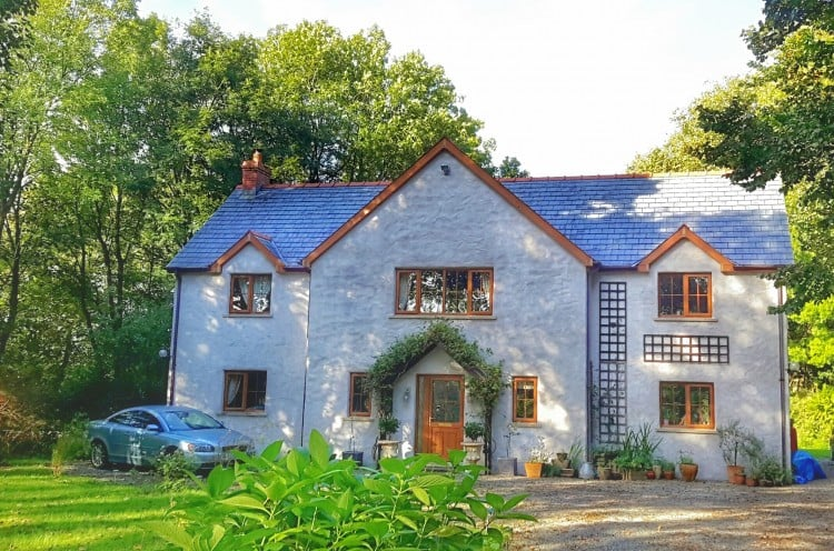 country house b&b pembrokeshire