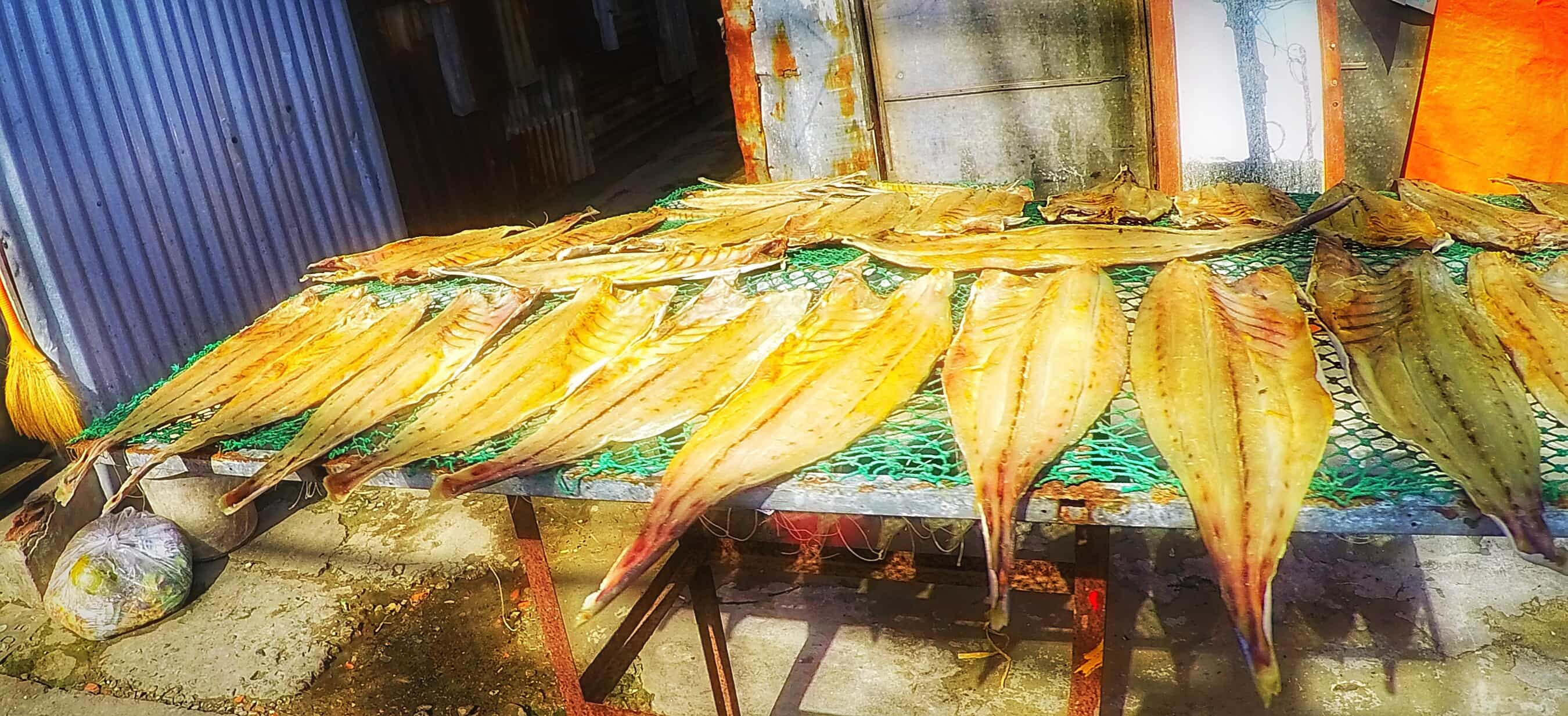 drying fish phu quoc