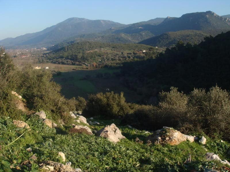 Kirazli Valley