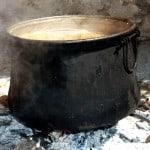 B cauldron