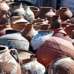 old pots alacati