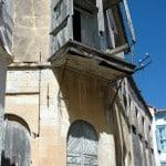 old street corner alacati