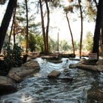Waterfall at Pinarbasi Aydin