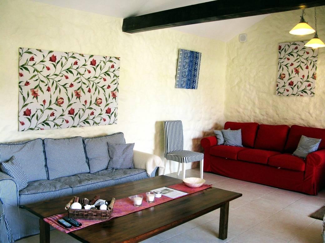 Kirazli rental property - studio living room