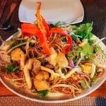 foraged salad phu quoc