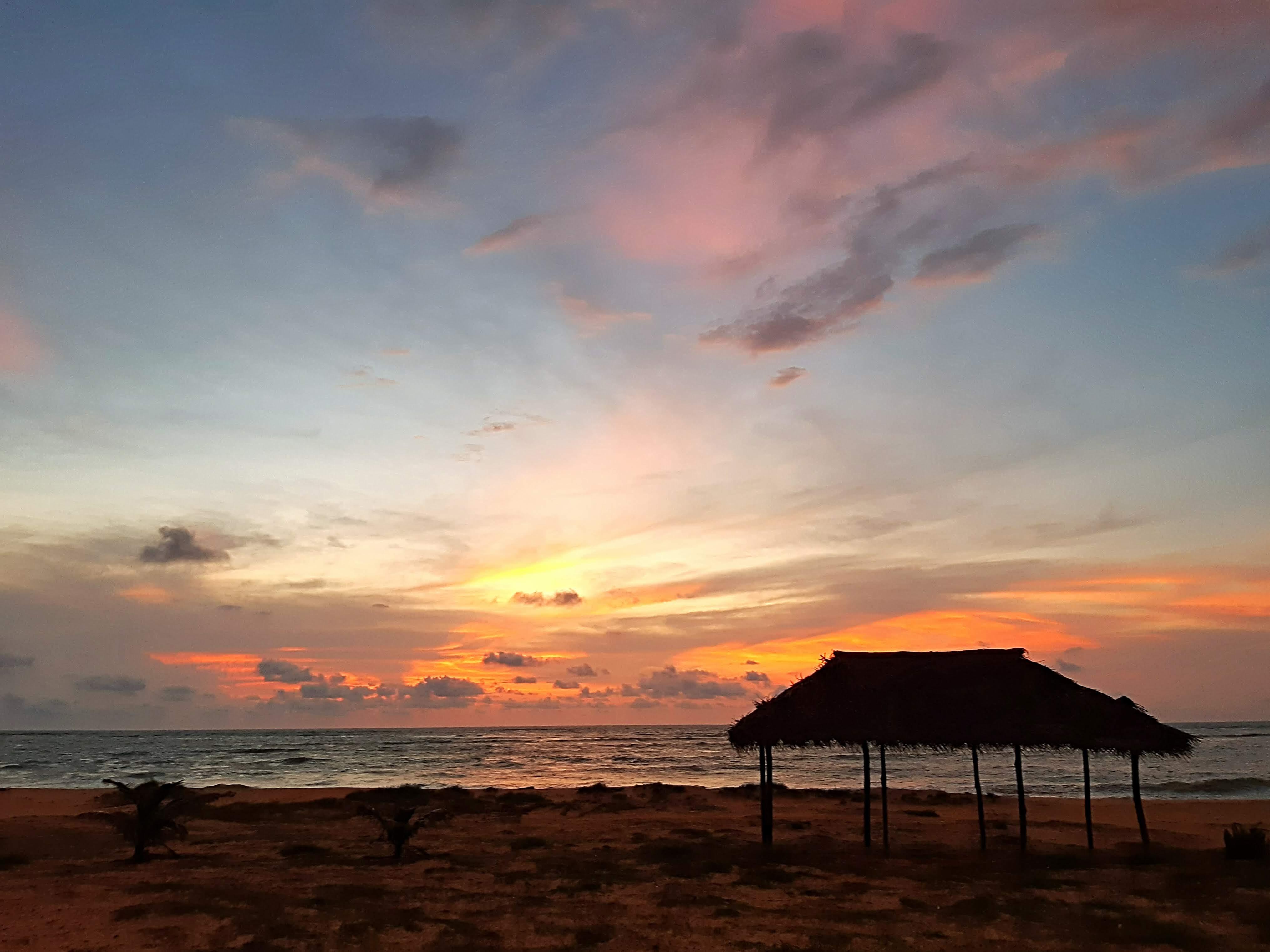 kalpitiya sunset